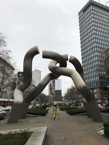 Obiekt handlowy w Berlinie