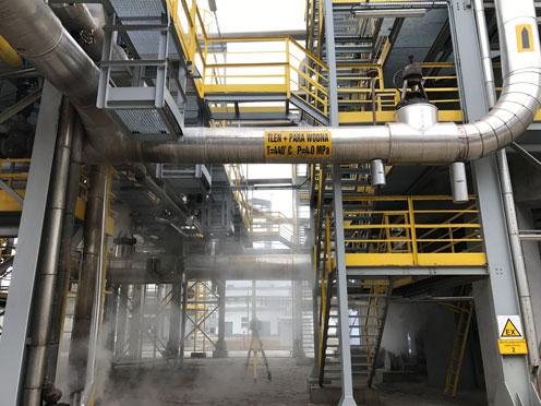 Zakład Przemysłowy w Kędzierzynie - Koźlu