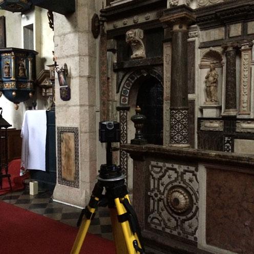 Kościół pw św. Idziego w Krakowie